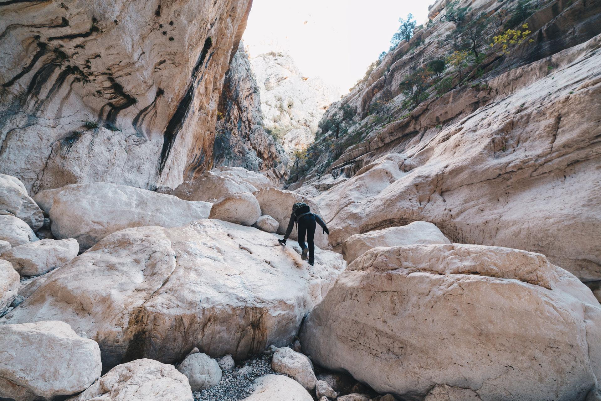 Cosa fare a terra in Sardegna