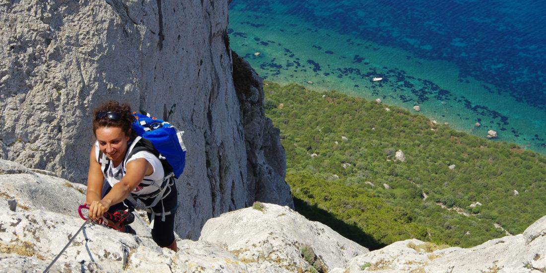 pareti per arrampicare in sardegna