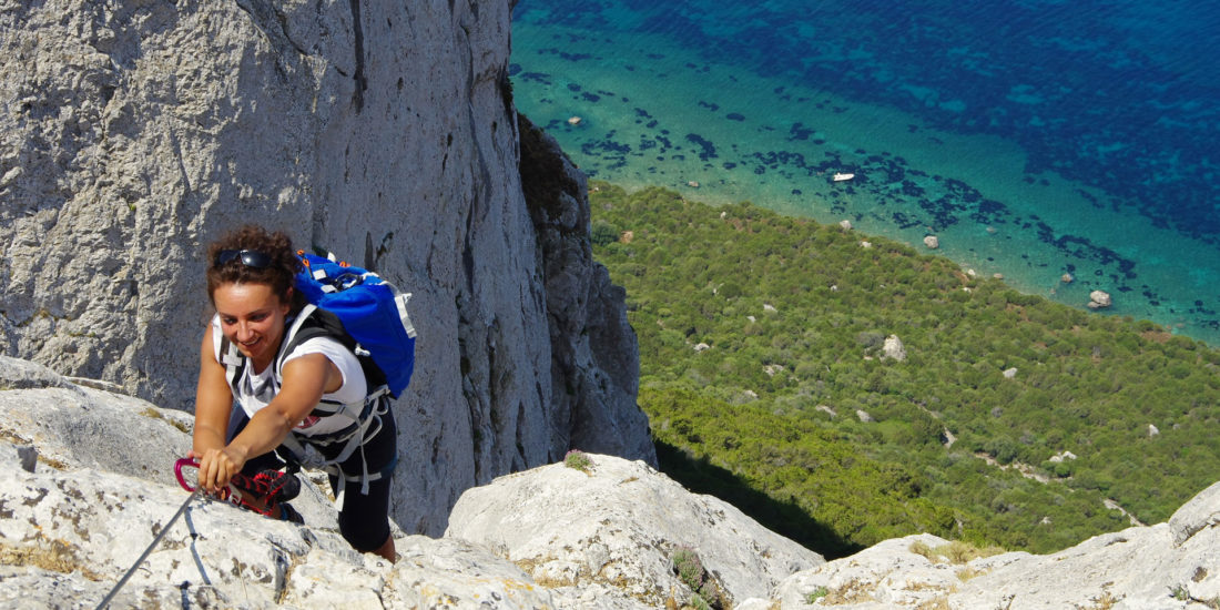 Arrampicata in Sardegna
