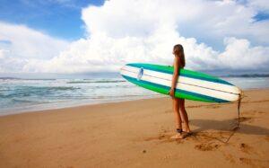 quando fare surf in sardegna